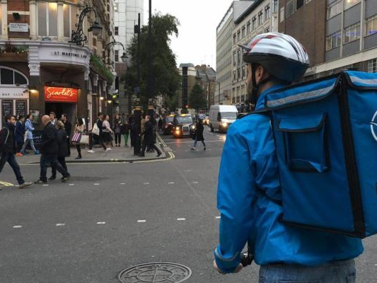 """On-demand delivery startup Jinn pulls out of all """"other markets outside London"""""""