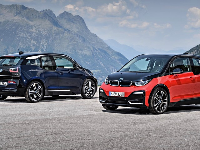 BMW i3 and i8 replacements aren't in the works