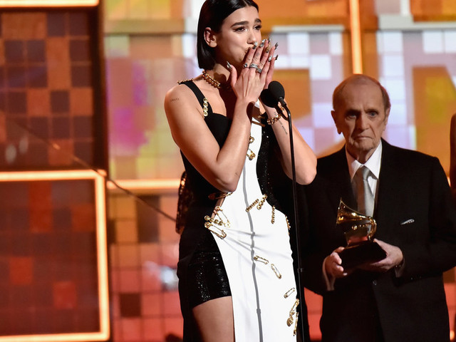 Grammys 2019: Did You Spot Dua Lipa's Subtle Shade After Being Named Best New Artist?