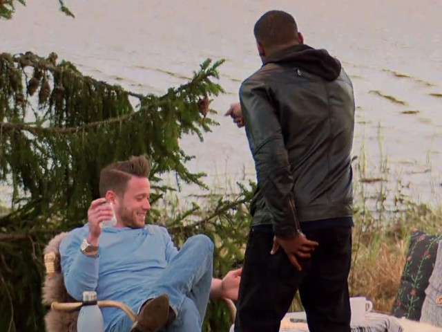 """Sneak Peek of Lee and Kenny's 'Bachelorette' 2-on-1: """"The Race Card Got Played"""" (VIDEO)"""