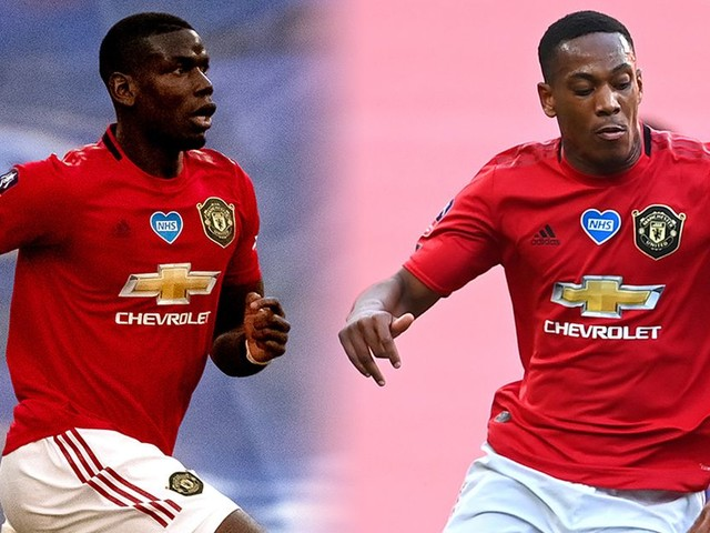 Pogba and Martial return - Man Utd predicted line up vs West Ham