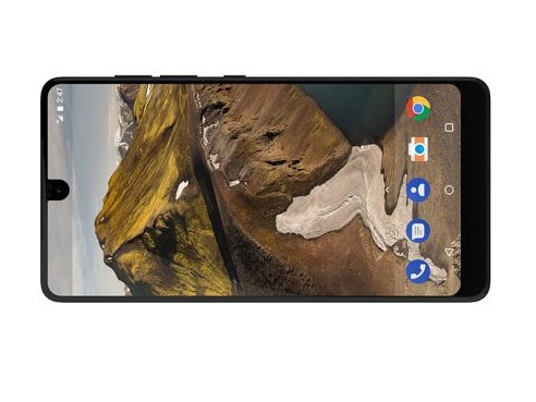 Android Co-Founder Introduces Essential Phone: S835, Slim Bezels, Dual Camera