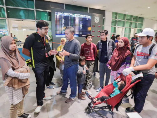 All I had left was shirt and sarong, says M'sian in Christchurch fire drama (Updated)