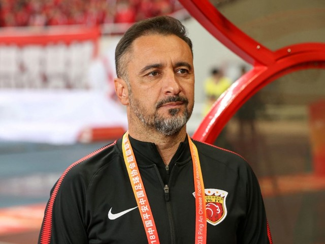 Vitor Pereira rules out taking Everton job as he refuses to quit Shanghai SIPG