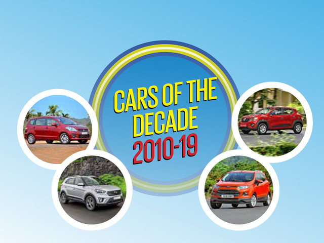 Most influential cars of the decade (2010-19)