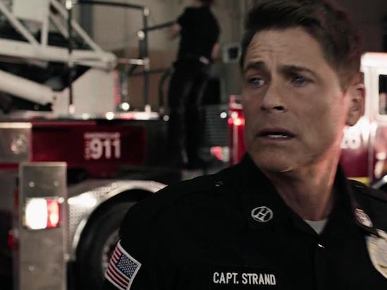 '9-1-1: Lone Star' Finale Sneak Peek – A Power Surge Shocks Owen and The 126 (Exclusive Video)