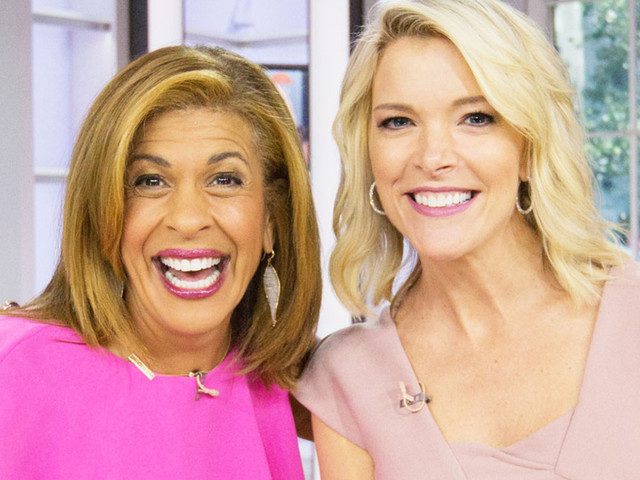 Here Are 22 Nearly Unbearable Seconds of Megyn Kelly Trying to Dance With Hoda Kotb