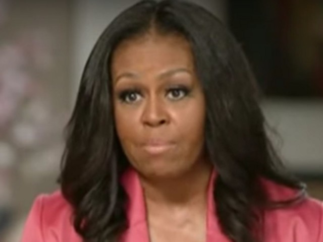Michelle Obama Says She Fears For Her Daughters Every Time They Get In A Car