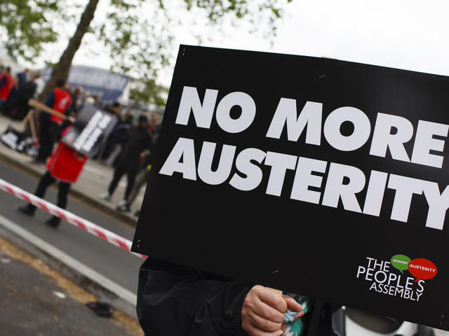 Austerity Didn't Fail, It Did Exactly As Intended