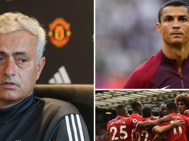 Manchester United news and transfer rumours LIVE David de Gea and Cristiano Ronaldo updates