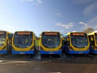 New fleet and improved bus services for Waterford City Services