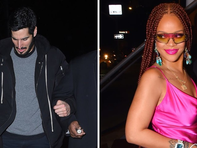 Rihanna finally confirmed she's been in an 'exclusive relationship for quite some time.' Here's what we know about the Saudi billionaire she was first spotted with 2 years ago.