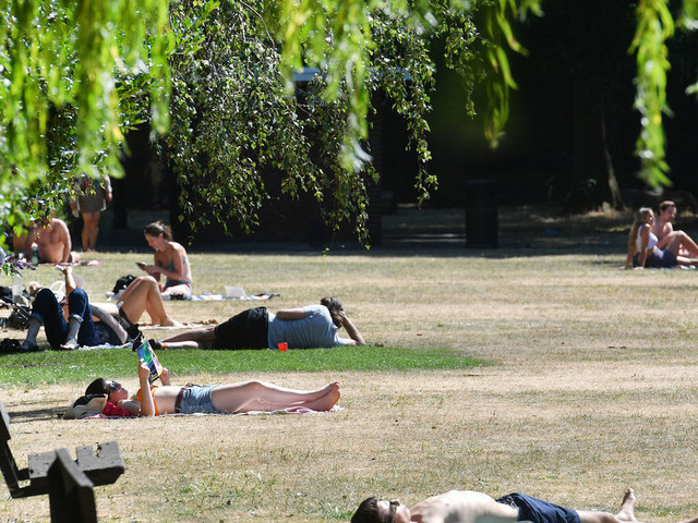 UK Weather: Sunshine Returns, But Bank Holiday Forecast Is Looking Dicey