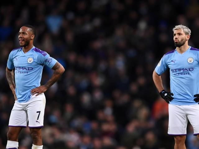Man City vs Crystal Palace LIVE highlights and reaction Fernandinho's own goal spoils comeback