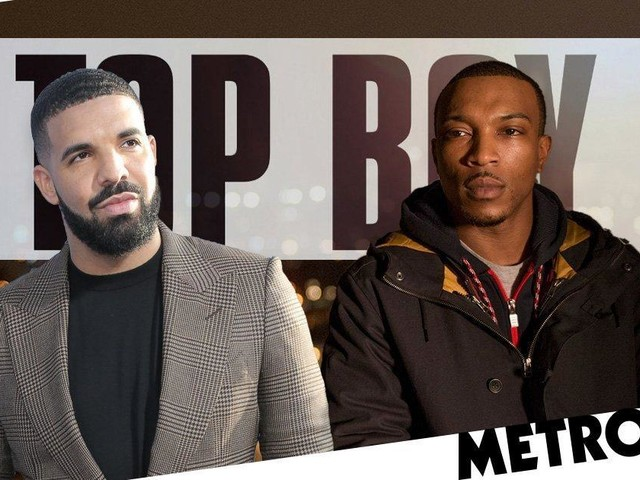 Drake deserves 'a lot of credit' for reviving Top Boy says Ashley Walters