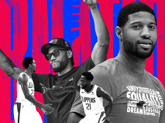 How the Clippers went from Lob City to Kawhi Leonard in 9 moves
