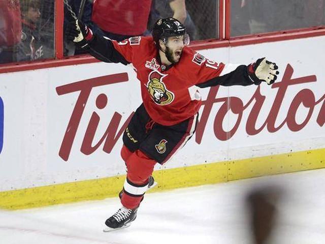 Senators move Derick Brassard to Penguins in three-team deal