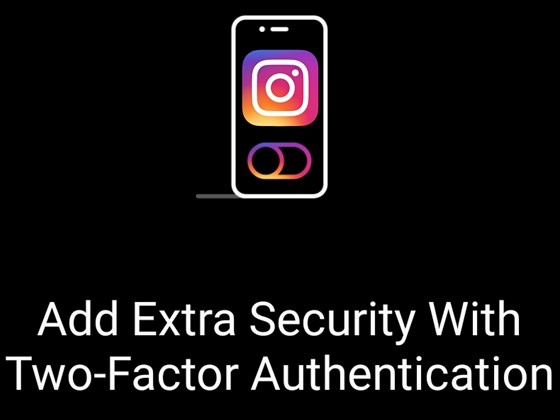 How to Set up Two Factor Authentication on Instagram App