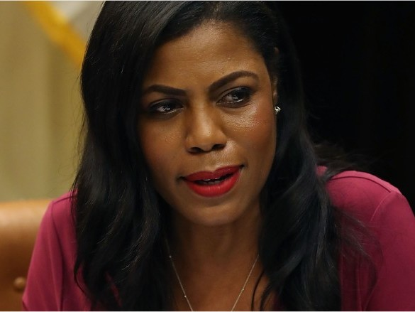 Three theories why Omarosa's book is not a #1 best seller