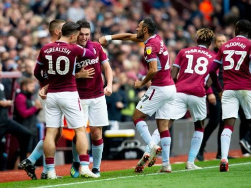 Championship: Aston Villa's John McGinn Serves Up Early Contender For Goal Of Season With Exquisite Long-Range Volley (Video)
