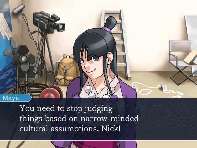Ace Attorney's localisation team shares a peek behind the wordplay curtain