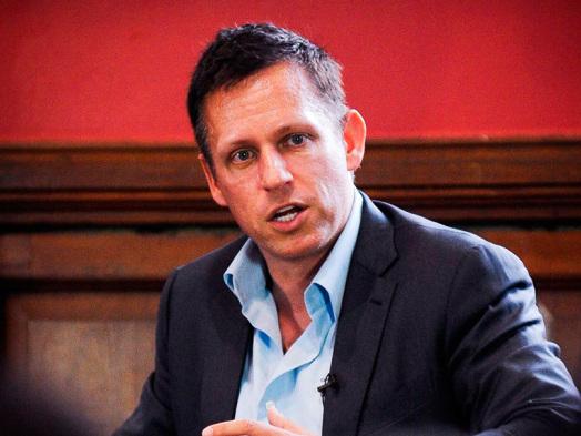 Billionaire Peter Thiel Sells Majority of Facebook Stake, Pocketing $29 Million