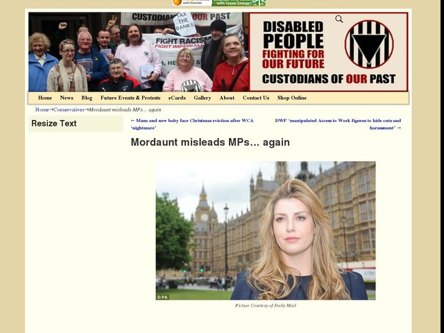 Mordaunt misleads MPs… again