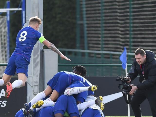 UEFA Youth League, quarterfinal: Chelsea 2-2 (4-2 p/k) Dinamo Zagreb