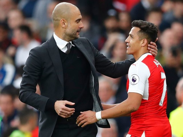 Manchester City 'prepare Alexis Sanchez swoop' before Deadline Day as Arsenal face fight to keep star man