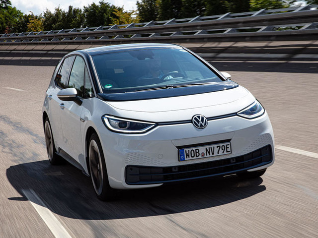 Volkswagen committed to 'entry-level' ID electric models