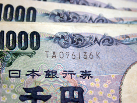 USD/JPY Trades At 109.00 Level