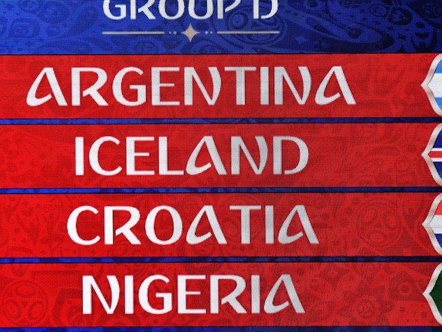 World Cup 2018 Primer: Group D — Argentina, Croatia, Iceland, Nigeria