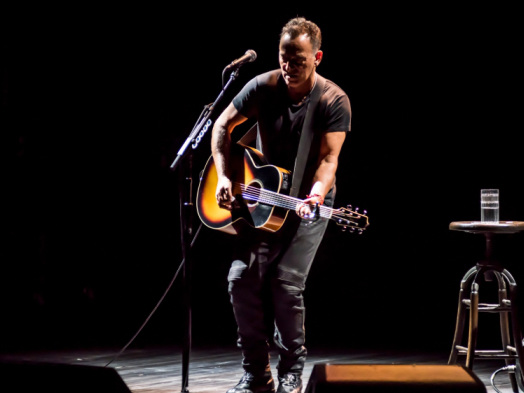 'Springsteen on Broadway' Opening: Don't Clap Along With The Boss