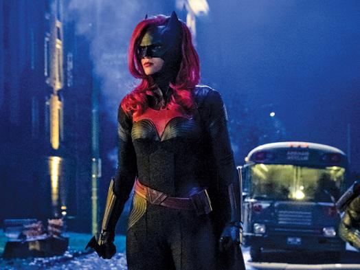The CW's 'Batwoman' Pilot Switches Directors, Adds Dougray Scott