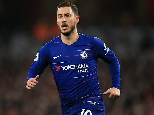 Eden Hazard coy on Chelsea future as he refuses to rule out move to Real Madrid
