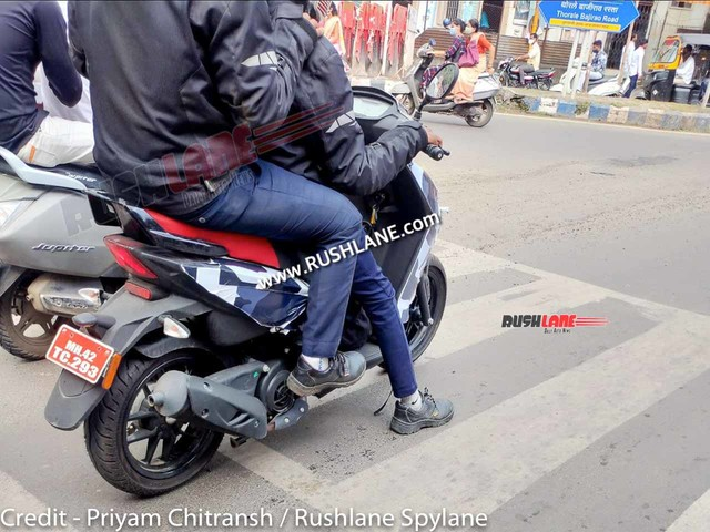 New Aprilia Scooter Spied Testing – 2022 SR 125, 160 Launch Planned?