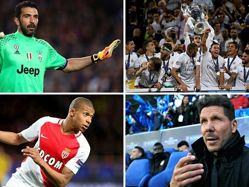 Champions League semi-final: Who will make it to Cardiff?