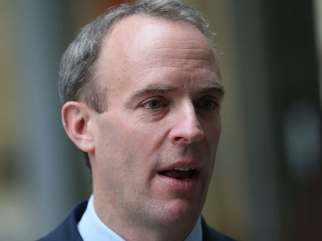 Exclusive: Raab Says UK Wants Trade Deals With Nations That Violate Human Rights