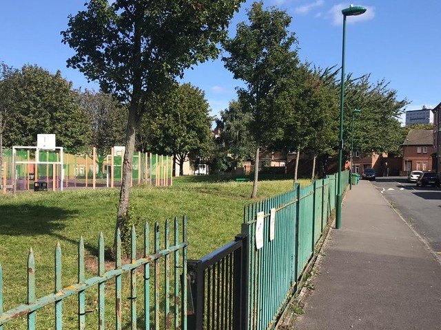 Boy, 12, slashed with a knife during incident in Hyson Green park