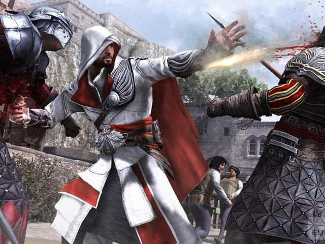 Assassin's Creed: Brotherhood comes to Xbox One backward compatibility
