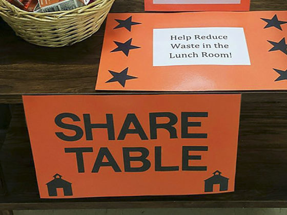 Every School Should Adopt This Awesome Food Sharing Program