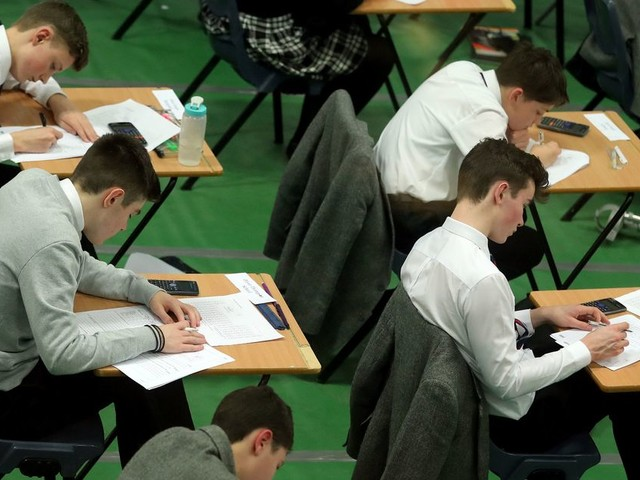 A-level grade boundaries leaked revealing what students need to get an A