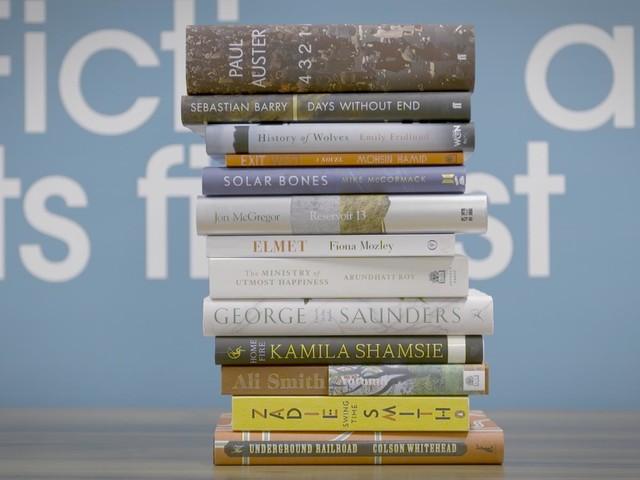 The Man Booker Prize Longlist 2017