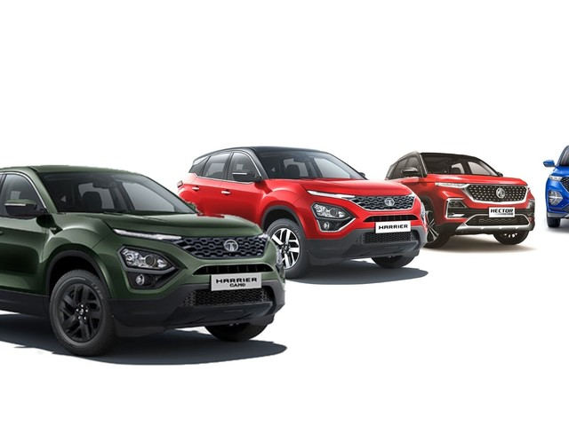 Tata Harrier, Safari Outsold MG Hector Twins In April 2021 By Huge Margin