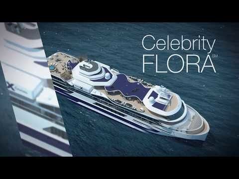 Celebrity Cruises to Build Expedition Cruise Vessel Custom-Made for Galapagos Sailings