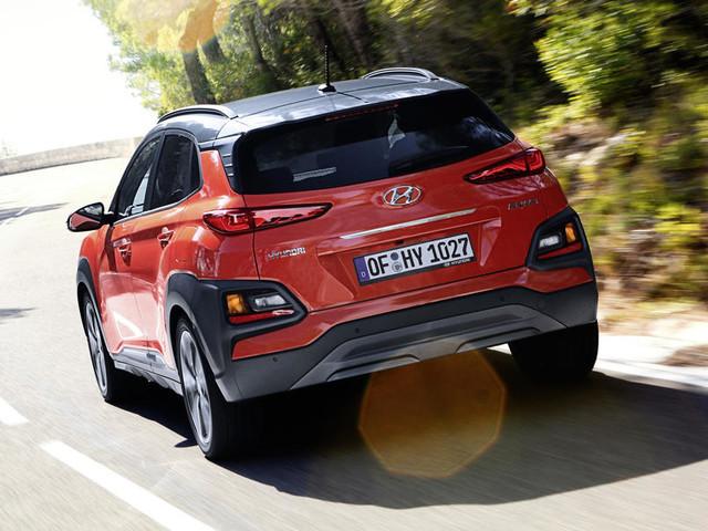 Hyundai Kona 1.0 T-GDi Premium SE 2017 review