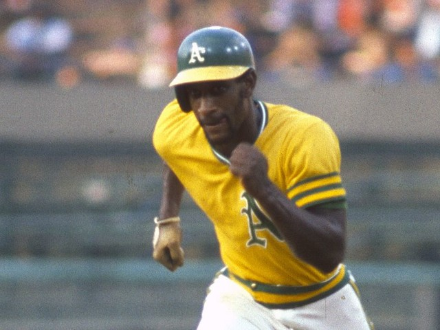 Dorktown: The 1976 Oakland A's stole nearly a mile worth of bases vs. one team