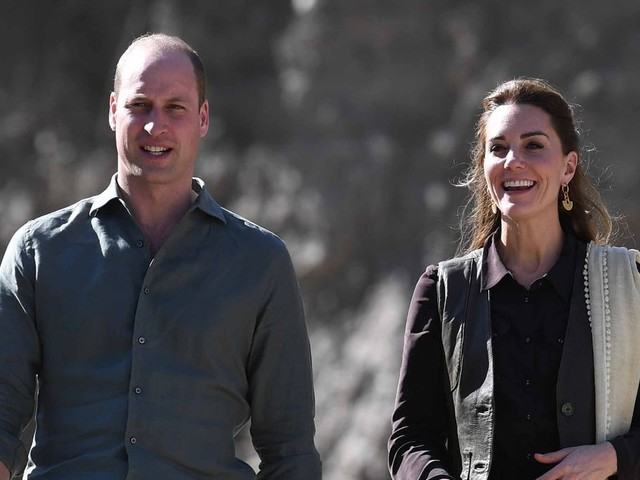 Kate Middleton adds new person to tour entourage - and they usually only travel with Queen