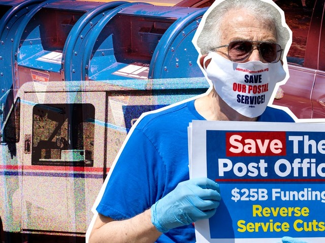 Explained: The US Postal Service's funding crisis, and what it means for the 2020 elections