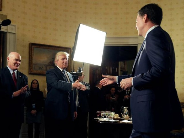 Did Donald Trump Just Defame James Comey?